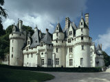 Chateau d'Usse, Dating from 15th Century, Rigny Usse, Indre Et Loire, Centre, France Photographic Print by Ursula Gahwiler