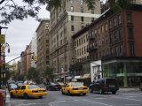 Lexington Avenue, Upper East Side, Manhattan, New York City, New York, USA Photographic Print by Amanda Hall
