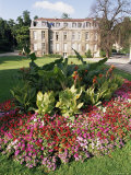 Jardin Des Plantes, Quartier Latin, Paris, France Photographic Print by Duncan Maxwell