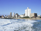 Golden Mile, Durban, South Africa, Africa Photographic Print by J Lightfoot