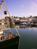 Padstow, Cornwall, England, United Kingdom Photographic Print by J Lightfoot