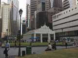 The Financial District, Raffles Square, Singapore, Southeast Asia Photographic Print by Amanda Hall