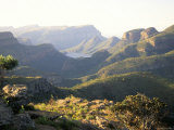 Blyde River Canyon, Drakensberg Mountains, South Africa, Africa Photographic Print by J Lightfoot