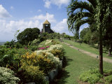 Gun Hill Signal Station, Barbados, West Indies, Caribbean, Central America Photographic Print by J Lightfoot