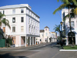 Bay Street, Nassau, Bahamas, West Indies, Central America Photographic Print by J Lightfoot