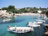 Binisafuller, Menorca, Balearic Islands, Spain, Mediterranean Photographic Print by J Lightfoot