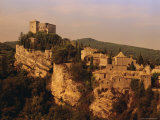 Roman-Medieval Town of Vaison-La-Romaine, Vaucluse Region, France Photographic Print by Duncan Maxwell