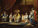 Classical Opera Performance, China Photographic Print by Ursula Gahwiler
