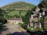 Hamlet of Aber Cywarch Near Dinas Mawddwy, Snowdonia National Park, Gwynedd, Wales Photographic Print by Duncan Maxwell