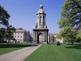 Cuploa, Trinity College, Dublin, Eire (Republic of Ireland) Photographic Print by J Lightfoot