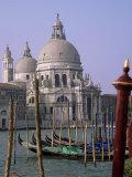 Santa Maria Della Salute, Venice, Veneto, Italy Photographic Print by Roy Rainford