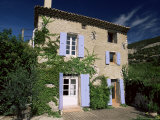 Farm Converted into Holiday Home, Drome, Provence, France Photographic Print by Duncan Maxwell