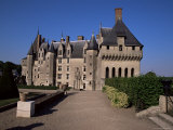 Langeais, Unesco World Heritage Site, Indre-Et-Loire, Centre, France Photographie par J Lightfoot