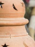 Pot Detail, Dubai, United Arab Emirates, Middle East Photographic Print by Amanda Hall