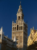 The Giralda, Sevilla, Spain Photographic Print by Duncan Maxwell