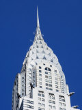 Chrysler Building, Manhattan, New York City, New York, USA Photographic Print by Amanda Hall