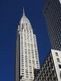Chrysler Building, Manhattan, New York City, New York, USA Photographic Print by Amanda Hall