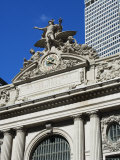 Grand Central Terminal, Manhattan, New York City, New York, USA Photographic Print by Amanda Hall