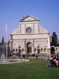 Santa Maria Novella, Florence, Tuscany, Italy Photographic Print by Roy Rainford