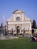 Santa Maria Novella, Florence, Tuscany, Italy Photographic Print by Roy Rainford