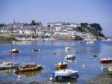 Treboul, Brittany, France Photographic Print by J Lightfoot