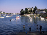 Benodet, Brittany, France Photographic Print by J Lightfoot