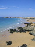 Quiberon, Cote Sauvage, Brittany, France Photographie par J Lightfoot