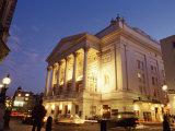 Royal Opera House, Covent Garden, London, England, United Kingdom Fotografisk tryk af Roy Rainford