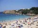 Arenal d'En Castell, Menorca, Balearic Islands, Spain, Mediterranean Photographic Print by J Lightfoot