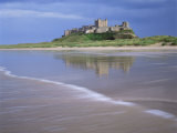 Bamburgh Castle, Northumberland, England, United Kingdom Photographic Print by Roy Rainford