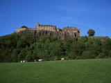 Stirling Castle, Central Region, Scotland, United Kingdom Fotografisk trykk av Roy Rainford