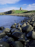 Dunstanburgh Castle, Northumberland, England, United Kingdom Photographic Print by Roy Rainford