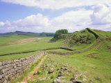 Housesteads, Hadrian's Wall, Northumberland, England, UK Photographic Print by Roy Rainford