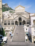 Amalfi Cathedral, Amalfi, Campania, Italy Photographic Print by Roy Rainford