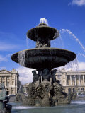 Place De La Concorde, Paris, France Photographic Print by Roy Rainford