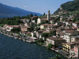 Limone, Lake Garda, Lombardy, Italian Lakes, Italy Photographie par Roy Rainford