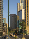 High Rising Buildings and Sheraton City Tower Hotel, Ramat Gan, Tel Aviv, Israel, Middle East Photographic Print by Eitan Simanor