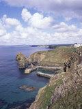 Mullion Cove, Cornwall, England, United Kingdom Photographic Print by Roy Rainford
