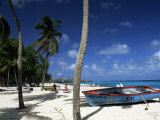 Sam Lords Beach, Barbados, West Indies, Caribbean, Central America Photographic Print by John Miller