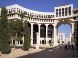 Antigone Complex, Montpellier, Languedoc Roussillon, France Photographic Print by John Miller
