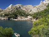 Calanque Sormiou, Near Marseille, Bouches-Du-Rhone, Provence, France, Mediterranean Photographic Print by John Miller