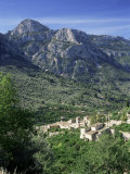 Fornalutx, Majorca, Balearic Islands, Spain Photographic Print by John Miller