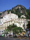 Amalfi, Costiera Amalfitana, Amalfi Coast, Campania, Italy Photographic Print by Roy Rainford