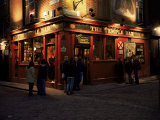 Temple Bar, Dublin, Eire (Republic of Ireland) Fotografisk trykk av Roy Rainford