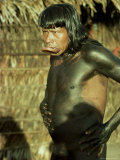 Xingu, Brazil, South America Photographic Print by Claire Leimbach