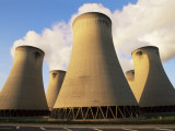 Drax Coal Fired Power Station, North Yorkshire, England, United Kingdom Photographic Print by Roy Rainford