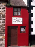 The Smallest House in Britain, Conwy, Wales, United Kingdom Photographic Print by Roy Rainford