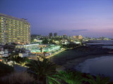 Playa De Las Americas, Tenerife, Canary Islands, Spain Photographic Print by John Miller