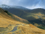 Glen Etive, Highland Region, Scotland, United Kingdom Photographic Print by Roy Rainford