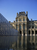 The Louvre, Paris, France Photographic Print by Roy Rainford